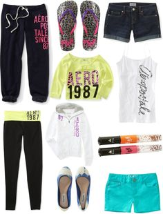"""""""Aeropostale"""" by maddy182002 ❤ liked on Polyvore"""