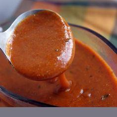 Tex-Mex Chili Gravy (Enchilada Sauce)