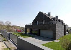 Arquitetura Contemporânea na Polônia por Wizja Arquitetos