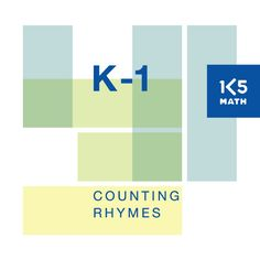 Kindergarten math activities aligned with the Common Core State Standards for Number