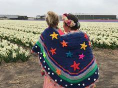 Inspiratie galerie vrolijk kleurrijk omslagdoek stola polleviewrap