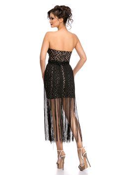 Havana, Style Me, Strapless Dress, Classy, Retro, Dresses, Fashion, Strapless Gown, Vestidos