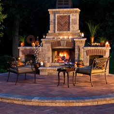 Outdoor Fireplaces | Formerly Lumbermen's Hearth and Home
