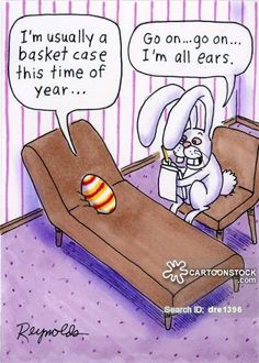 Ever Ready: Easter Round-Up Part One funny hilarious Easter Round-Up Part One Easter Jokes, Easter Cartoons, Hoppy Easter, Funny Cartoons, Easter Funny, Funny Easter Quotes, Easter Sayings, Funny Quotes, Somebunny Loves You