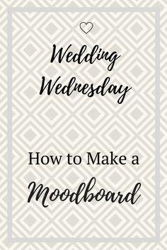Wedding Wednesday: H
