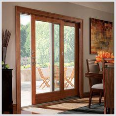 exterior sliding doors
