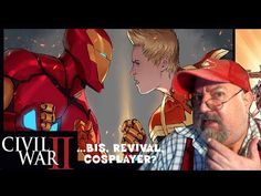 Civil War II (Bis, Revival, Cosplayer?)