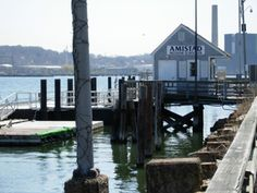 Long Wharf Pier | New Haven, CT