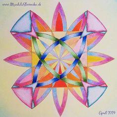 Apríl 2019. Afirmácia: rozvinutie, jasnosť, otvorenosť  #mandala #instamandala #mandalaslovensko #mandalaslovakia #sacredgeometry #handpaint #nothingelsebutlove #support #earth #healingart #april  #2019 #healingart #sacredgeometry #newearth #art #handmade #affirmations #zezula-art Affirmations, Mandala, Earth, Handmade, Cool Things, Hand Made, Craft, Mandalas, Confirmation