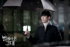 kim soo hyun: You Who Came From the Stars