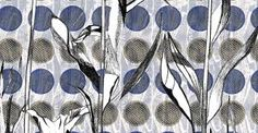 Image result for nature inspired textiles print