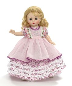 Madame Alexander Bridesmaid Amy (Little Women Collection) Maggie 8-inch Doll - 2013 Collection