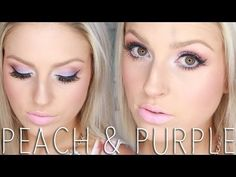 Chit Chat GRWM ♡ Lilac & Peach Eyes! Spring Colors ~ shaaanxo  http://www.youtube.com/watch?v=T6FqorZk8dQ