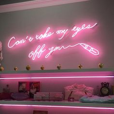 Loving the neon decor trend? Shop this & many custom neon lights on etsy with JUShome only £330! http://etsy.me/2B2GcmM