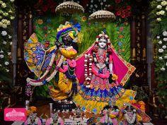 Hare Krishna Temple Ahmedabad Deity Darshan 31 Jan 2018 (1) Hare Krishna Temple, Radhe Krishna, Ahmedabad, Deities, Layout Design, Jan 2018, God, Dios, Allah