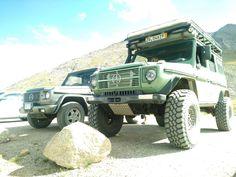 Gwagon trip to Mt. Evans. #Gwagon