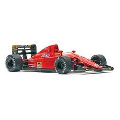 Ferrari 641/F190 Alain Prost 1990 1:43 by IXO