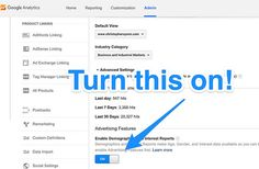 #the5: Find out if you're marketing to the same audience w/@GoogleAnalytics and Twitter/FB: