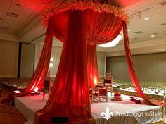 #mandap #indian #wedding