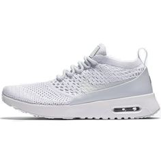 brand new a805c 577e4 Nike Air Max Thea Ultra FK Flyknit Women´s Sneaker Sport Shoes grey 881175  002