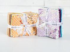 Michael Miller Highlands Fat Quarter Fabric Bundle Quilt Supplies