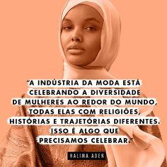 @kinglimaa disse e nós assinamos embaixo! A modelo foi a primeira a desfilar na #NYFW usando um hijab e a primeira a ser capa da Allure uma das maiores revistas de beleza do mundo. Símbolo deste novo momento da moda em que todos os olhares estão voltados à diversidade a neo top merece entrar para o seu radar. Clique no nosso link da bio para saber mais sobre ela!  via ELLE BRASIL MAGAZINE OFFICIAL INSTAGRAM - Fashion Campaigns  Haute Couture  Advertising  Editorial Photography  Magazine…