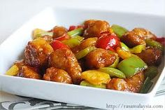 Sweet and Sour Pork | International Food