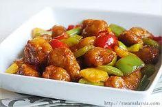 Sweet and Sour Pork | International Food