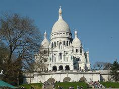 Sacro Cuore   #Parigi #TRAVELSTALES
