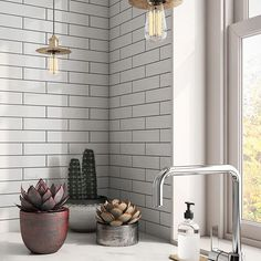 Kitchen Reno, Scandinavian Style, Sink, New Homes, Ceiling Lights, Interior, House, Sweden, Inspiration