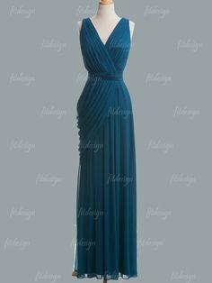 teal bridesmaid dresses long bridesmaid dresses by fitdesign