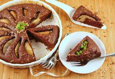 Szybkie najlepsze czekoladowe ciasto z gruszkami | DAYLICOOKING blog kulinarny: sprawdzone i proste przepisy, fotografia kulinarna Steak, Food And Drink, Menu, Sweets, Cooking, Recipes, Blog, Cakes, Fit