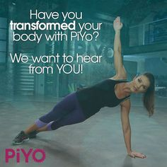 I just started my PiYo journey yesterday and I can't wait to hear your transformation stories! #PiYo Email me to get your version of PiYo today simplybe.nikki@gmail.com