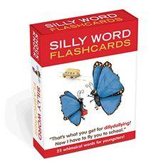 Knock Knock Silly Words Flashcards by Knock Knock http://www.amazon.com/dp/1601066473/ref=cm_sw_r_pi_dp_IXtovb110S3PX