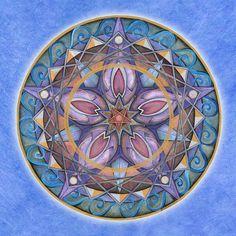 Truth Mandala by Jo Thomas Blaine