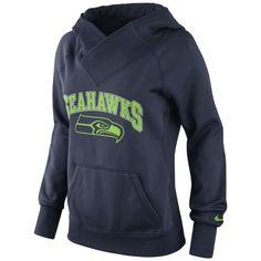 90b7e421 Ladies Seattle Seahawks Hoodies, Seahawks Ladies Sweatshirts, Fleece,  Pullovers