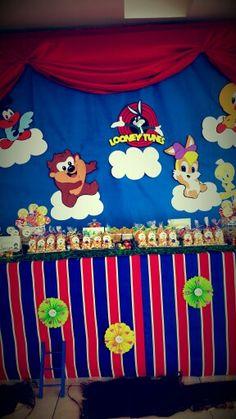 Una temática especial para los niños #Looneytunesbabys