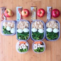I woke up early and spent the morning cooking, Here's my meal prep for the week! One meal & snack for my two shorter days, two meals for my long days. I usually eat breakfast at home before class. Brown rice with boiled eggs and green beans, brussels sprouts, broccoli // tofu cubes and raw veggies // apple and quest bar // unpictured almonds as well. Now I'm double-fisting coffee and tea while studying, then going to try and hit the gym after class at the busiest time, uh-oh.#mealprepmondays