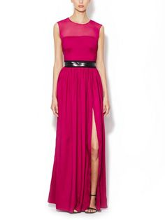 Florentina Belted Maxi Dress by Katherine Feiner on sale now on Gilt.