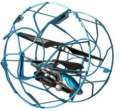 Afbeelding van Air Hogs helikopter RC Roller Copter blauw from DreamLand