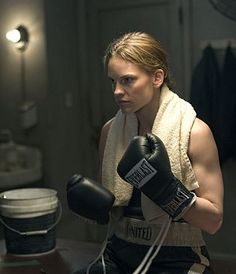 Million Dollar Baby / Clint Eastwood Hillary Swank