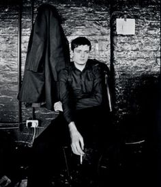 Ian Curtis from Joy Division has been a style icon for many British Rock Stars through-out history