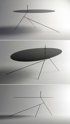 thedesignwalker: Chiuet Table by Jeong Seung Jun