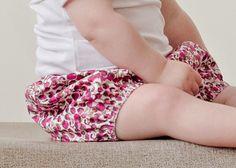 Liberty Print Mini Baby Bloomers