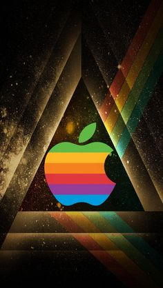 Colorful Apple Background Image Colorful Apple Background ImageYou can find Android and more on our website. Apple Logo Wallpaper Iphone, Iphone Homescreen Wallpaper, Best Iphone Wallpapers, Cellphone Wallpaper, Apple Background, Background Images, More Wallpaper, Galaxy Wallpaper, Broken Iphone Screen
