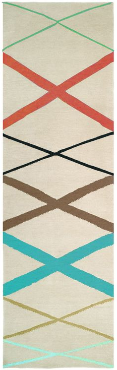 Doug and Gene Meyer rugs available at Holland & Sherry