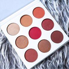 The Burgundy Palette ♡ Kylie Jenner ♡ Kylie Cosmetics