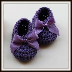 Ravelry: Lil Bo Peep Shoes pattern by Kris Moore