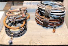 Pimps&Pearls Leather Bracelets Limited