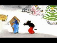 Kleine ezel en jarige Jakkie (digitaal prentenboek) - YouTube
